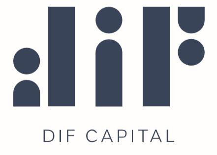DIF Capital logo